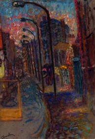 Exposition de peinture : Estelle et Christian Bouchon
