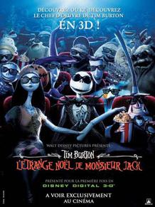 Cinéma 3D : L'Etrange Noël de Monsieur Jack