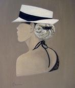 Exposition de peinture : Maria Lourdes Monteiro
