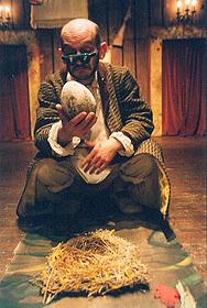 """Théâtre : """"Le vilain petit canard"""""""