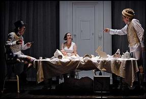 Théâtre : Alice ou le monde des merveilles