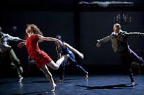 """Danse : """"Origine"""", de Sidi Larbi Cherkaoui"""