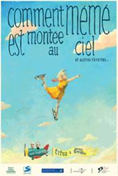 Théâtre : Comment Mémé est montée au ciel et autres rêveries…