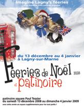 Les fééries de Noël à Lagny-sur-Marne