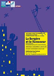 """Conte : """"La bergère et le ramoneur"""", tiré des contes d'Andersen"""