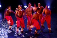 Théâtre : Woy, de la compagnie Awama