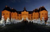 La fête de Noël au château de Vaux le Vicomte