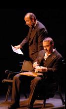 "Théâtre : ""Vienne 1913"", de Alain Didier-Weill"