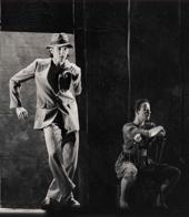 Danse : «Première neige» et «Gueule de loup» de Christine Bastin