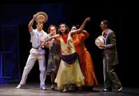 Théâtre : George Dandin, mis en scène par Alain Gautré