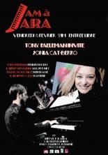 Jam à Jara : Tony Paeleman invite Sonia Cat-Berro