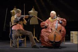 Théâtre : Les chaussettes opus 124, de Michel Colas