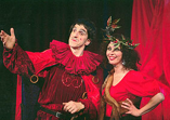 Théâtre : Les caméléons d'Achille, par Corinne et Gilles Benizio