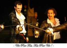 Théâtre : Les Trois Mousquetaires, d'après Alexandre Dumas