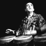 Concert du percussionniste Pierre Marcault