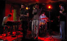 Printemps du jazz : Soirée de clôture avec Oxyd