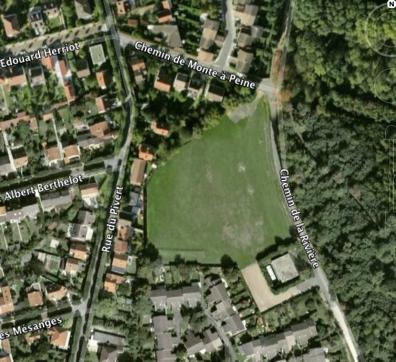 Etude d'une aire de jeux de proximité du quartier des bords de Marne