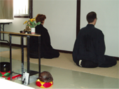 Initiation à la pratique de zazen, méditation assise