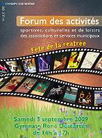Forum des activités
