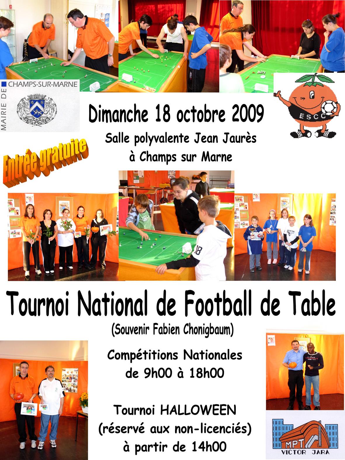 Tournoi national de subbutéo et tournoi Halloween