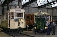 Journées du Patrimoine - Musée des transports urbains à Chelles