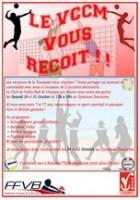Journées portes ouvertes pour le club de volley-ball