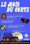 Le mois du conte à Bussy-Saint-Georges
