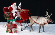 Le Père-Noël sera à Torcy
