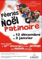 Patinoire et fééries de Noël à Lagny-sur-Marne
