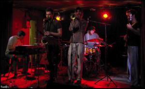 Soirée jazz à la MPT Victor Jara : Oxyd en concert